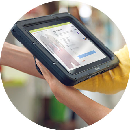 ET51/ET56 - Die robusten Enterprise Tablets von Zebra