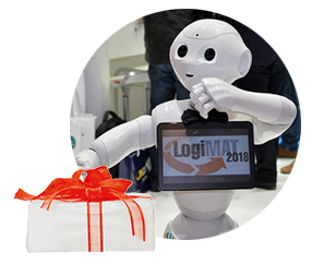 LogiMAT 2018 - ACTING Supply Chain