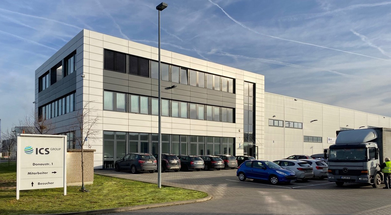 ICS Group, Office Kelsterbach