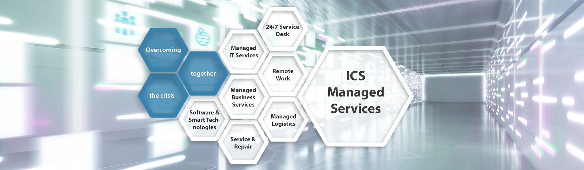ICS Managed Services in the Corona Crisis