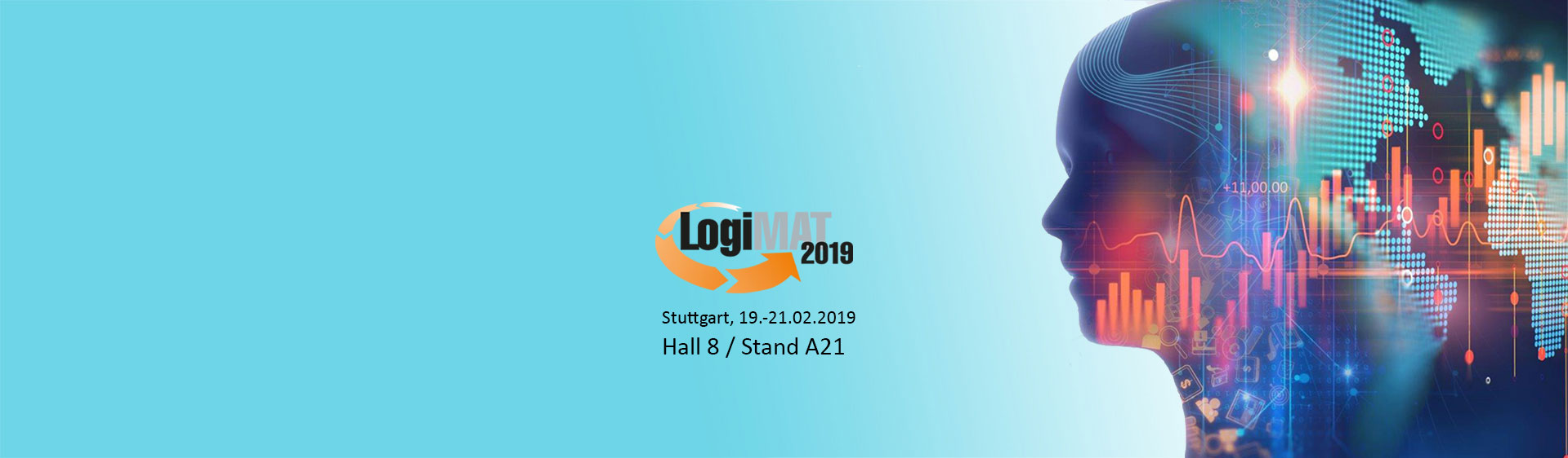 Visit us at LogiMAT 2019