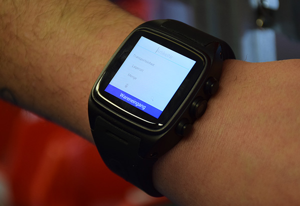 4mobile Business Smartwatch - Innovative wearable revolutionizes mobile data management