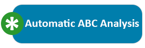 Automatic ABC classification of articles according to their turnover rate.